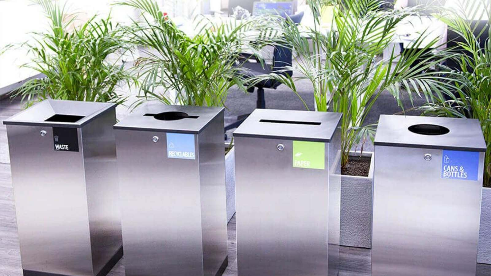 Cestini Per La Raccolta Differenziata In Ufficio Quali Scegliere Ciclia Ambiente