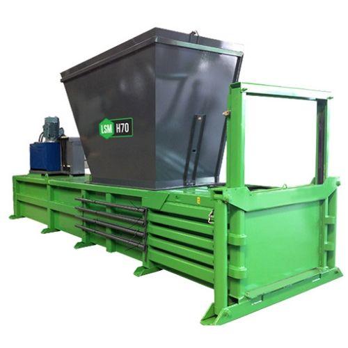 Pressa-orizzontale-per-rifiuti-H70