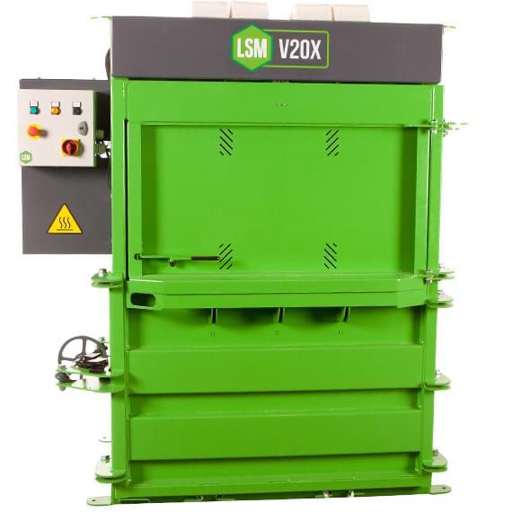 Pressa-verticale-idraulica-V20X