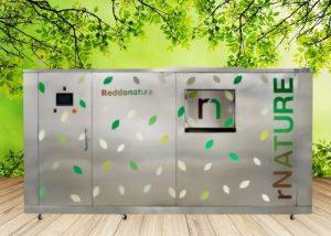 Compostiera industriale