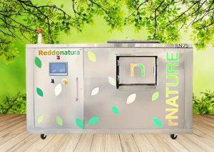 Compostiera rifiuti organici